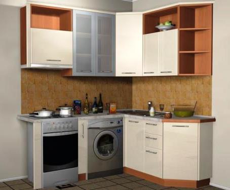 кухни в хрущевке фото