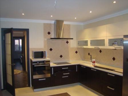 """Угловые кухни - советы и дизайн кухонь на 65 фото Маленькие кухни - рекомендации и дизайн интерьера Кухни в """"хрущевке"""" - советы, фото"""