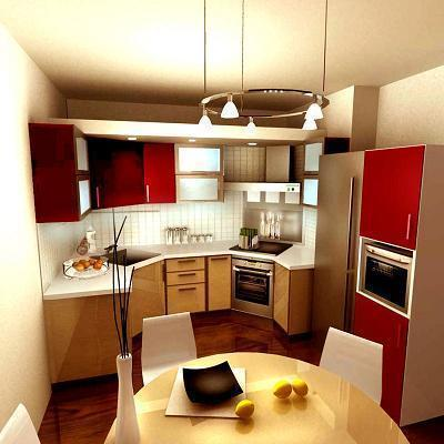 кухни в хрущевке