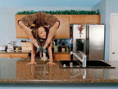 кухня по фэн-шуй правила советы фото