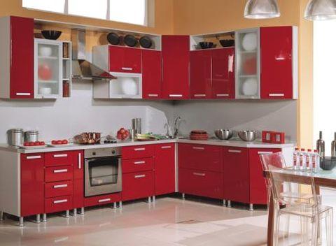 цвет стен на кухне фото