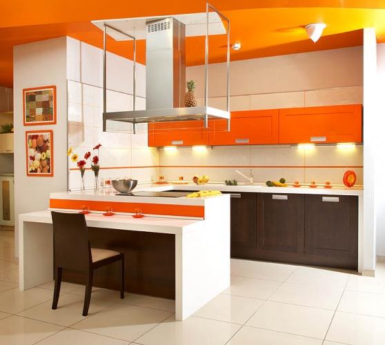 оранжевые кухни фото, кухни оранжевого цвета в интерьере на фото, дизайн оранжевых кухонь, советы дизайнеров по оформлению оранжевых кухонь, кухни фото, кухни хабаровск, модные цвета кухонь, самые модные расцветки кухонных гарнитуров, сочетание цветов в интерьере кухни, цвет стен на кухне, цвет потолка на кухне, кухни цвета металлик, кухни серого цвета, белые кухни фото, кухни белого цвета фото, бежевые кухни, коричневые кухни, красные кухни, кухни под дерево, черно-белые кухни в интерьере, кухни недорогие
