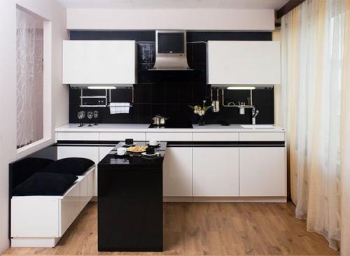кухни белого цвета дизайн фото интерьеров