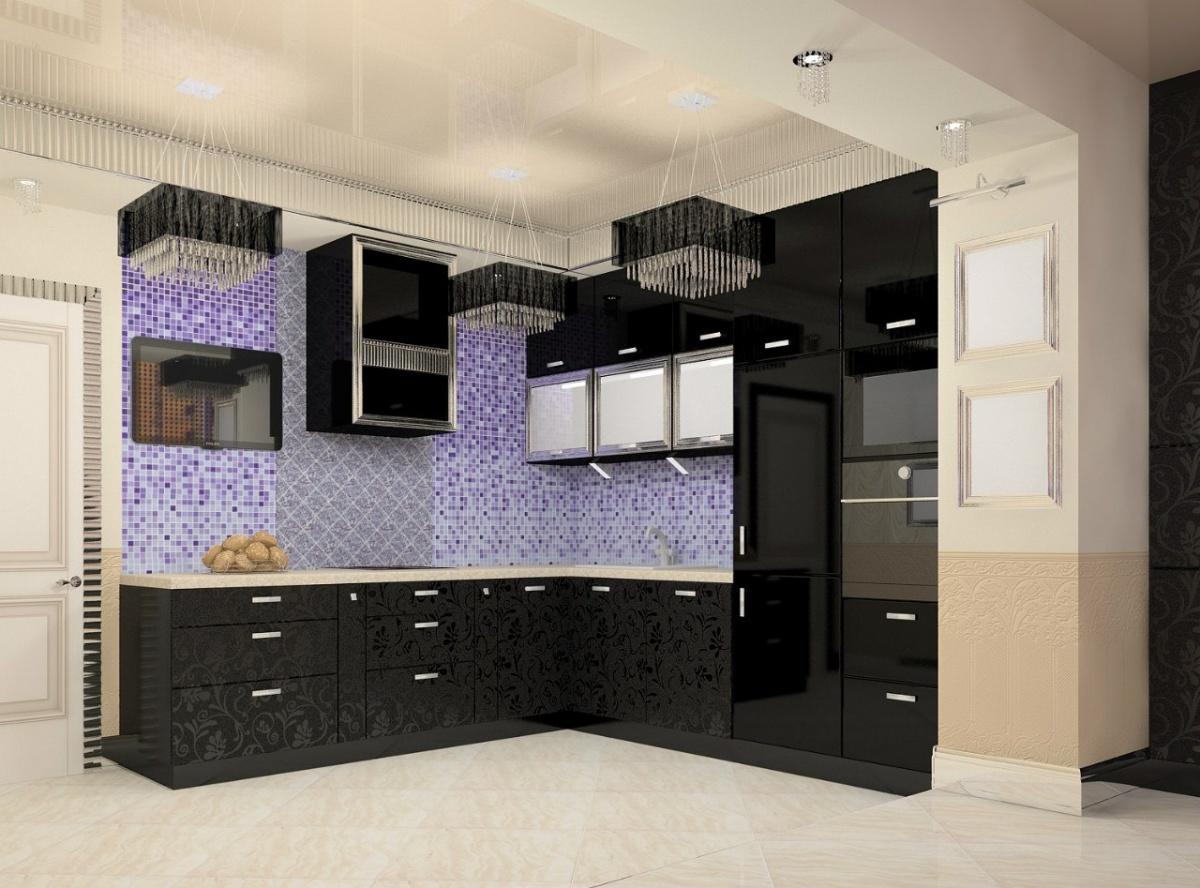 дизайн светильников на кухни фото #15