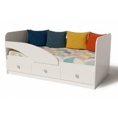 Кровать Умка-5 (цвет: белый)