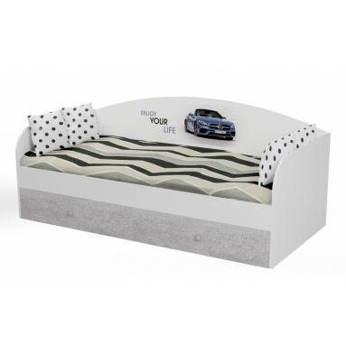 Кровать коллекции Лидер