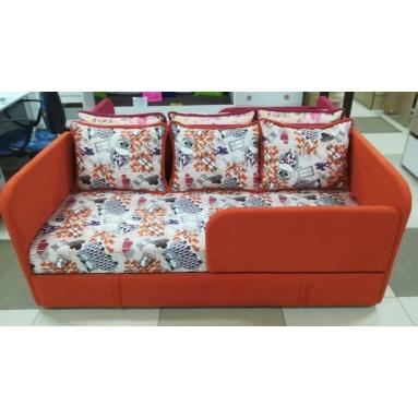 Диван-кровать Киви (ткань филин манго)