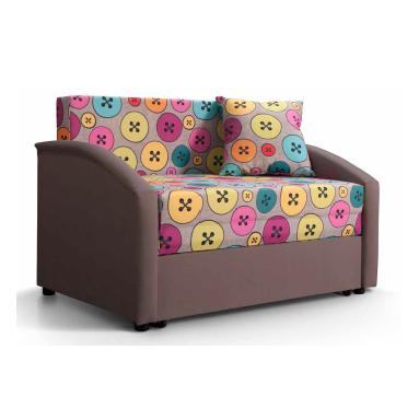 раскладной диван Даня (ткань пуговки)