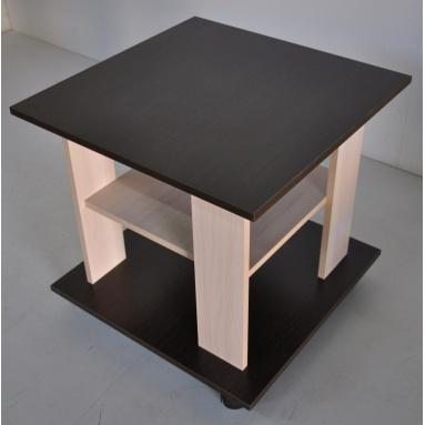 Стол №2 (венге+дуб молочный)