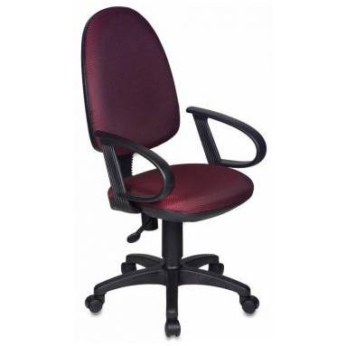 Кресло Бюрократ CH-300AXSN/#Ch бордовый JP-15-6