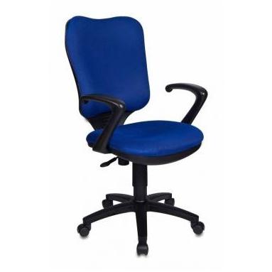 Кресло Бюрократ CH-540AXSN/TW-10 синий TW-10