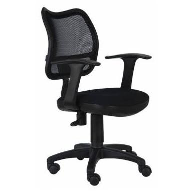 Кресло Бюрократ CH-797AXSN/26-28 спинка сетка черный сиденье черный 26-28 подлокотники T-образные