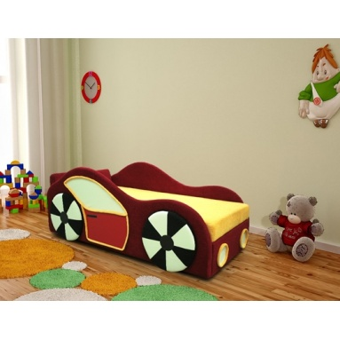 Диван-кровать Машинка