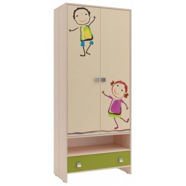 Шкаф для одежды Дружба