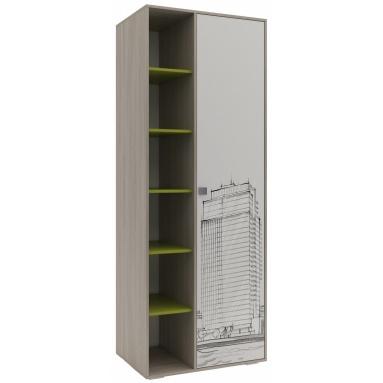 Шкаф для одежды Мегаполис