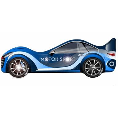 Кровать-машина Мотор спорт