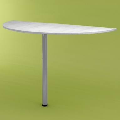 Стол приставной RD 016 (выбеленное дерево)