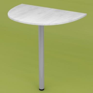 Стол приставной RDU-60 (выбеленное дерево)