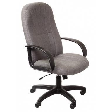 Кресло руководителя Бюрократ T-898AXSN/Gr серый TS ткань