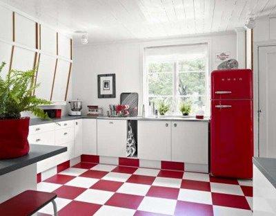 полы для кухни