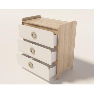 Комод коллекции мебели Юниор