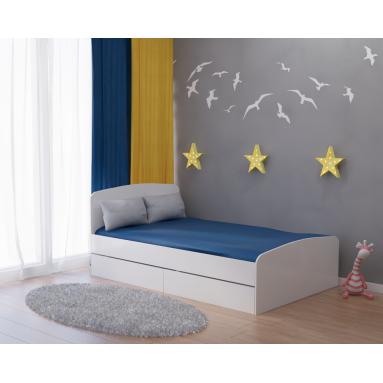 Кровать Умка 120 New правая/левая