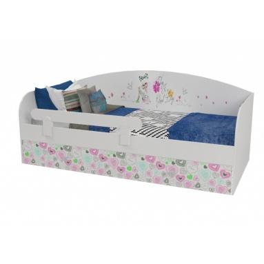 Кровать коллекции мебели Анита