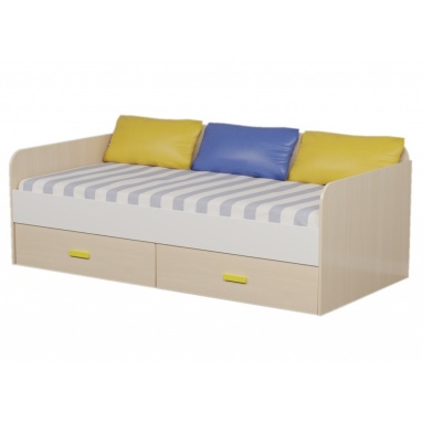 Кровать коллекции Лайт