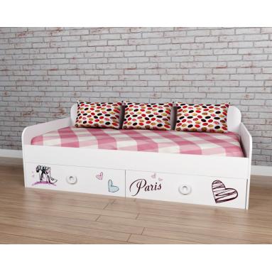 Кровать коллекции Модница-6 New