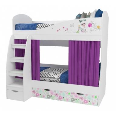 Кровать 2-х ярусная Анита