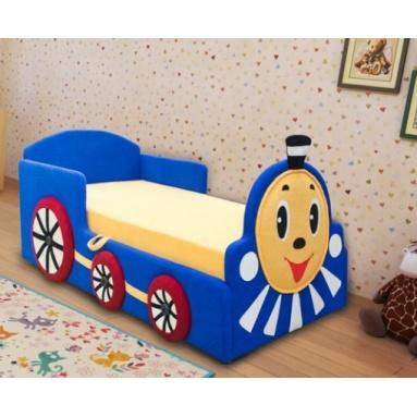 Диван-кровать Паровозик