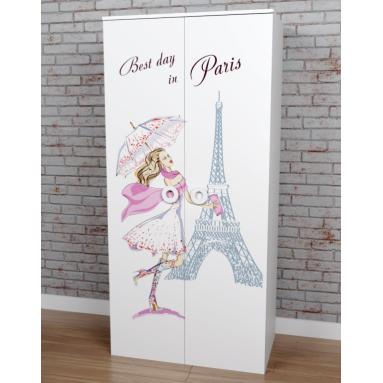 Шкаф коллекции мебели Модница New
