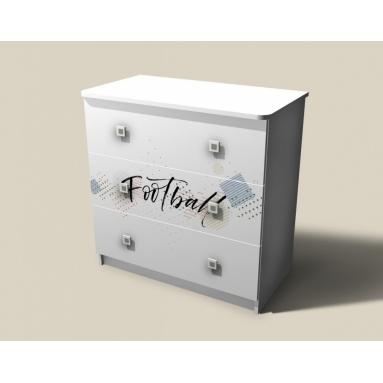 Комод коллекции мебели Футбол