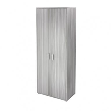 Стеллаж НТ-580 (800х445х2050) с дверьми ЛДСП НТ-602.2