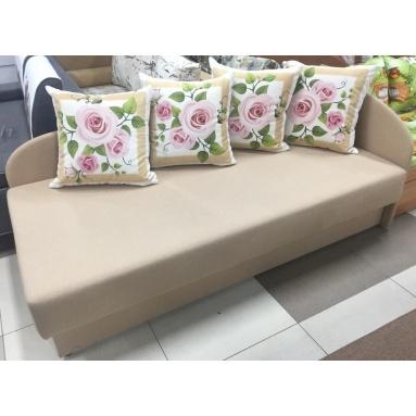 Бриз Розы диван-кровать