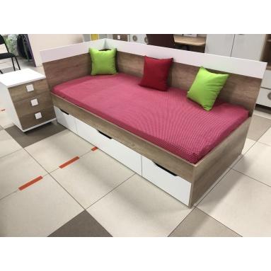 Кровать угловая Модерн (правая/левая) 200*90