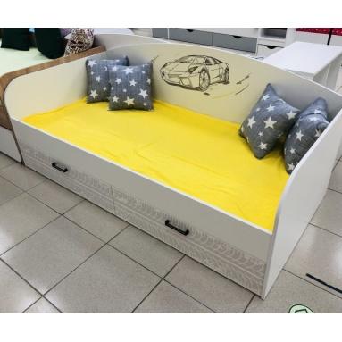 Кровать коллекции Престиж