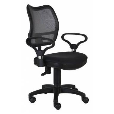 Кресло Бюрократ CH-799AXSN/TW-11 спинка сетка, сиденье черный