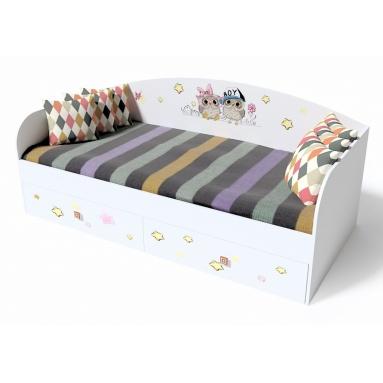 Кровать коллекции Совята