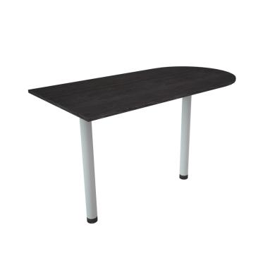 Стол приставной RDU140 (К) с опорой 2 шт.