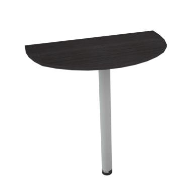Стол приставной RDU70 (К) с опорой