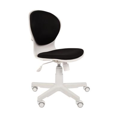 Кресло РК-14 (серый, пластик белый)