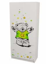 Шкаф для одежды Тедди