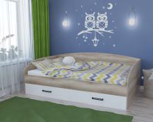 Кровать Твой Стиль 120 New