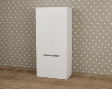 Шкаф для одежды коллекции Мозаика-2