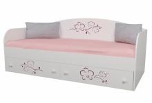 Кровать коллекции мебели Орхидеи