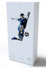 Шкаф коллекции Футбол