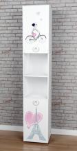 Шкаф-пенал 2 Модница New