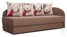 Бриз Мишки диван-кровать (независимый пруж.блок)