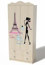 Шкаф для одежды Кокетка